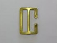"5215 - 1 1/4"" GAP BUCKLE BRASS"